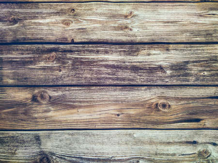 Photo for Background of wooden horizontal planks - Royalty Free Image