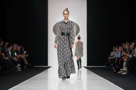 Foto per fashion week show - Immagine Royalty Free
