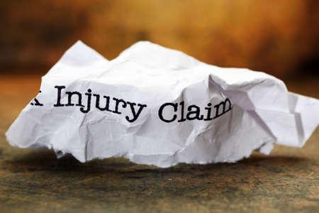 Injury claim