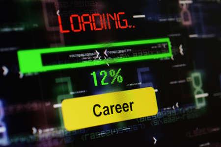 Loading career