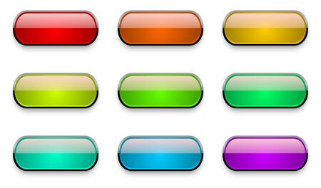 Photo pour web buttons - image libre de droit