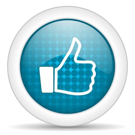 Photo pour thumb up icon - image libre de droit