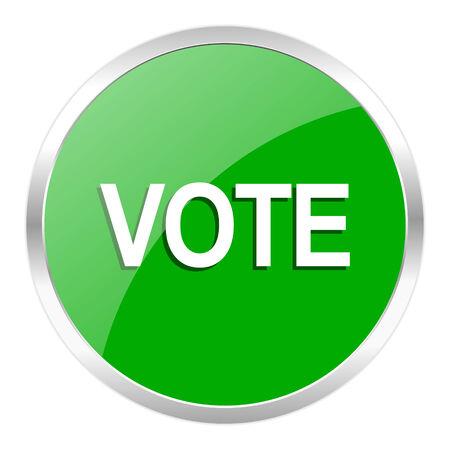 green web gloosy button