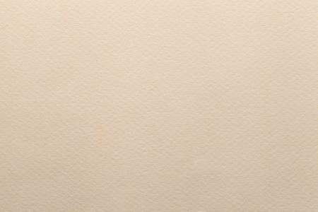 Beige vintage paper suitable for use as background or texture,Light cream tone water color paper texture