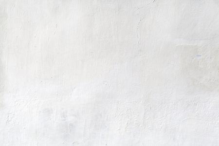 Photo pour Old white wall concrete texture - image libre de droit