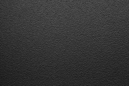 Photo for Black plastic material background texture - Royalty Free Image