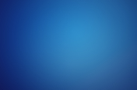 Photo pour smooth blue gradient abstract dark background - image libre de droit