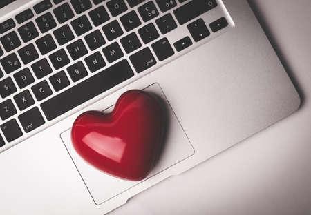 Photo pour I love my job. Toned Image. - image libre de droit