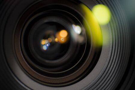 Photo pour Lens - image libre de droit