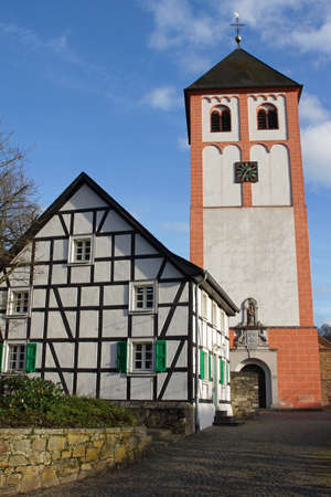 Odenthal, Bergisches Land, Germany, Europe