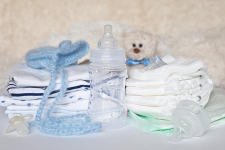 Layette for newborn baby