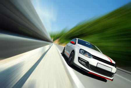Photo for driving too fast - Royalty Free Image