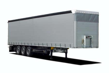 Foto de Truck trailer - Imagen libre de derechos