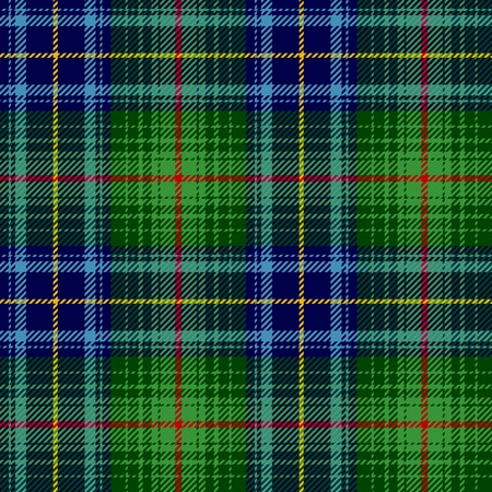 Tartan, plaid pattern  Seamless illustration
