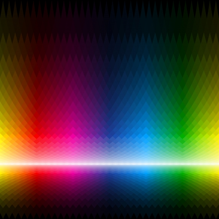 Seamless multicolor background