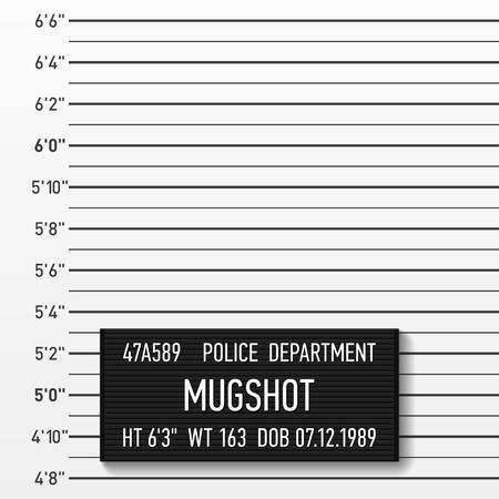 Police mugshot  Add a photo