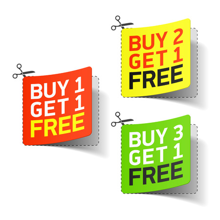 Buy 1 Get 1 Free promotional coupon