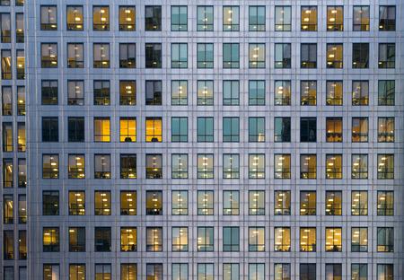 Foto de Business Office building in London, England - Imagen libre de derechos