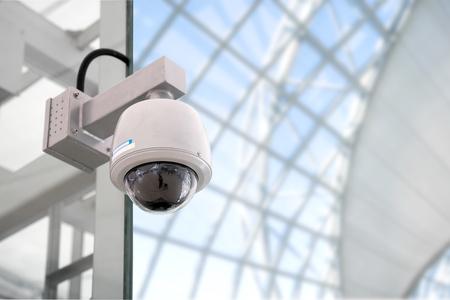 Photo pour Security CCTV camera - image libre de droit