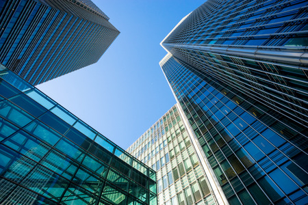 Photo for Skyscrapper Office business building London - Royalty Free Image