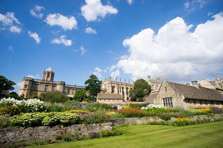 Oxford Christ Church War Memorial Garden