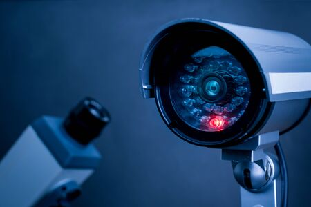 Photo for CCTV security online camera  - Royalty Free Image