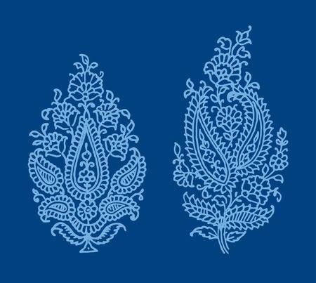 ethnic motif