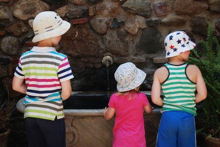Children, tourism
