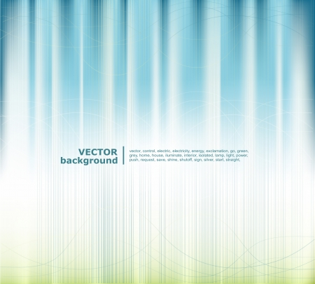 Vector blue-green background abstracts
