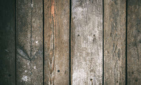 Photo pour abstract wooden background. Rustic plank wall with scratches. Vintage background. Place for text. - image libre de droit
