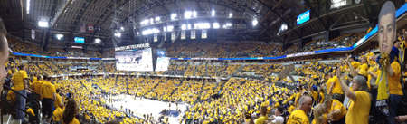 Knicks vs Pacers game 6 Eastern Conf.
