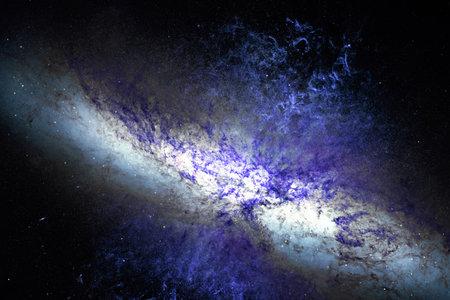 Photo for Cigar Galaxy, Supernova Core pulsar neutron star. - Royalty Free Image