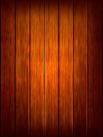 Dark Wood Background Vector Illustration Lizenzfreie Vektorgrafiken