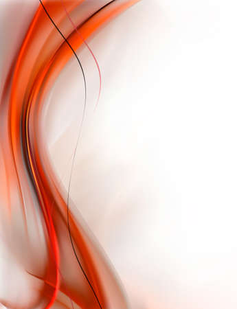 Elegant Abstract Red background. Vector