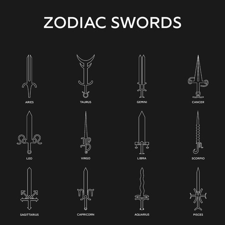 Zodiac signs gemini and taurus