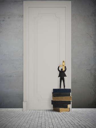 Photo pour Concept of big opportunity in business - image libre de droit