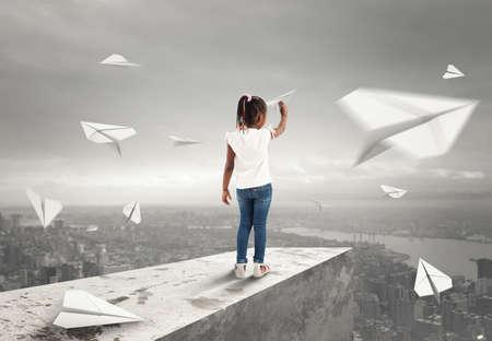 Photo pour Future perspectives - image libre de droit