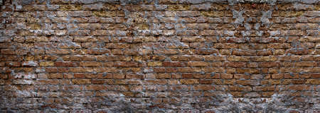 Photo for Grunge background of a wall of bricks - Royalty Free Image