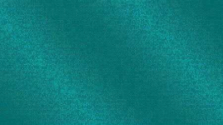 Illustration pour Abstarct halftone gradient background in randomly shades of light blue colors - image libre de droit