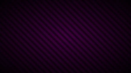 Illustration pour Abstract background of inclined stripes in dark purple colors - image libre de droit