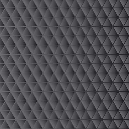 Illustration geometric 3D pattern background