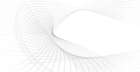 Illustration pour business background lines wave abstract stripe design - image libre de droit