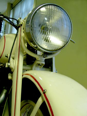 lamp antique motorcycle