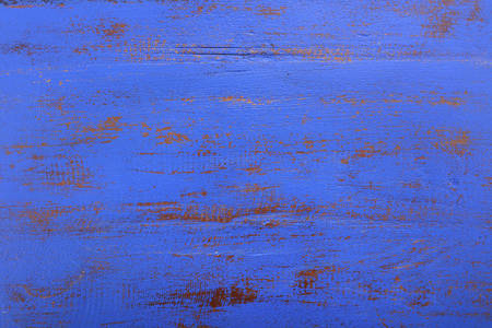 Dark blue rustic distressed on reclaimed wood background