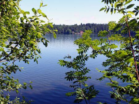 Le Lac du Bouchet  france