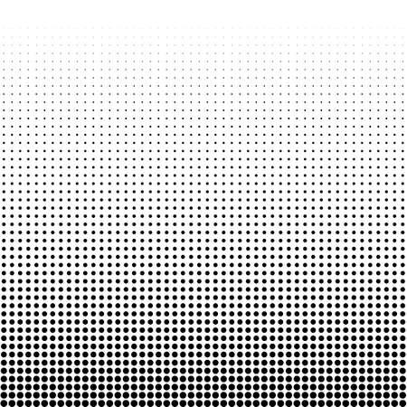 Illustration pour Vector illustration of a halftone. - image libre de droit
