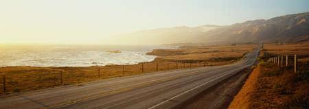 Fade Away Pacific Coast Highway