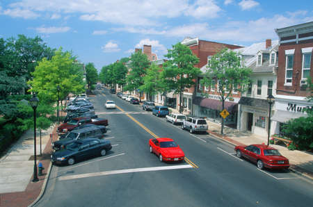 Main Street, Easton, Maryland