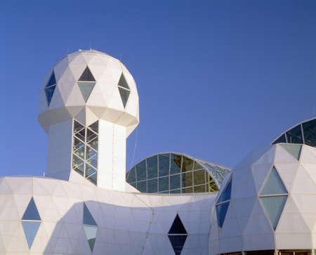 Biosphere 2, Observatory Tower, Arizona