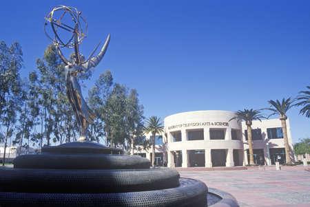 Academy Of Television Arts & Science building in Los Angeles, California